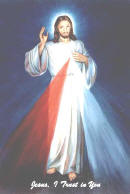Pray the Chaplet of Divine Mercy in song